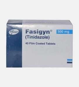 buy Fasigyn Tinidazole without precription